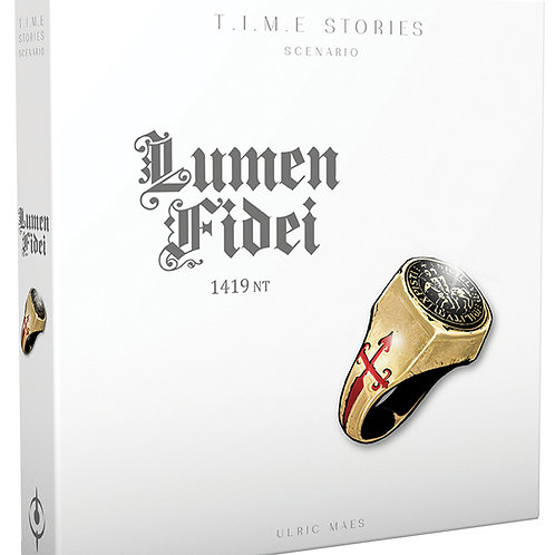 Time Stories: Lumen Fidei Expansion