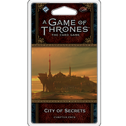 Game of Thrones 2nd Edition LCG: City of Secrets
