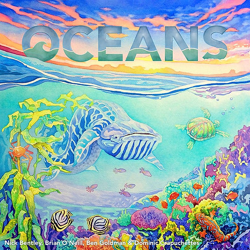 Oceans: Evolution - Deluxe Edition