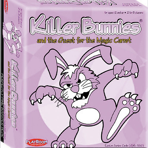 Killer Bunnies Quest Pink Booster