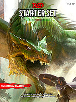 Dungeons and Dragons RPG: Starter Set