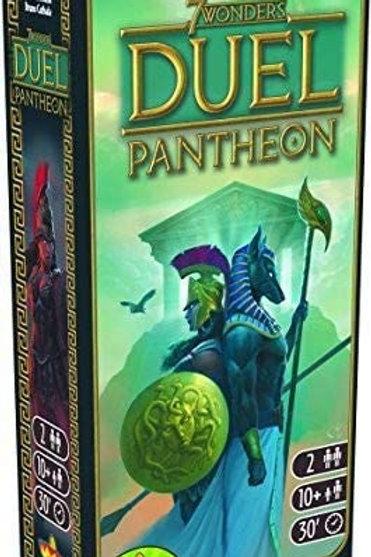 7 Wonders Duel Pantheon
