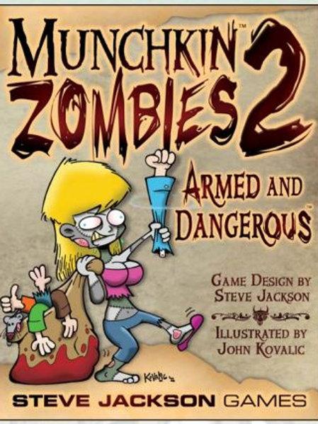 Munchkin: Munchkin Zombies 2 - Armed and Dangerous