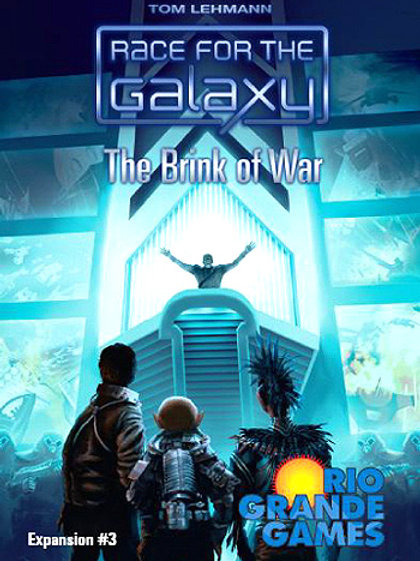 Race For the Galaxy The Brink of War Expansion