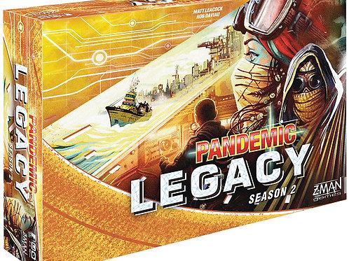 Pandemic: Legacy Season 2 - Yellow