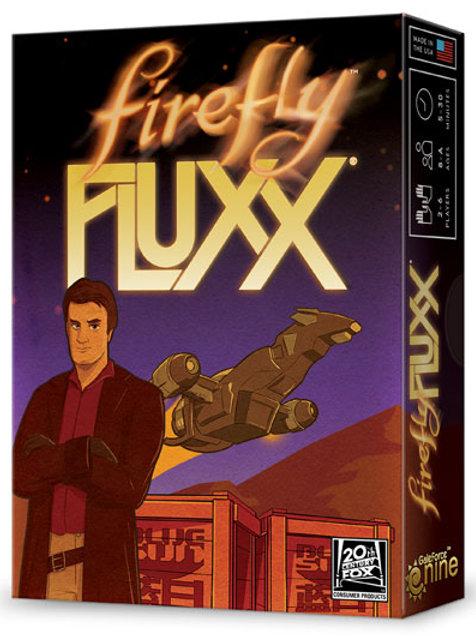 Firefly Fluxx: Deck