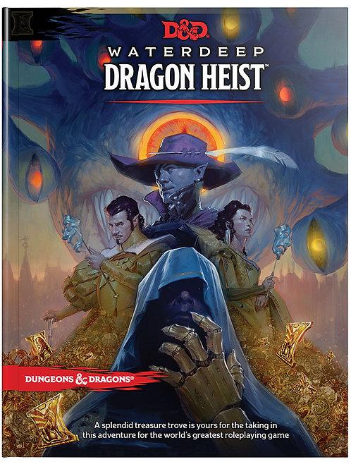 Dungeons and Dragons RPG: Waterdeep - Dragon Heistv