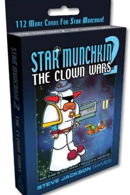 Star Munchkin 2 :The Clown War