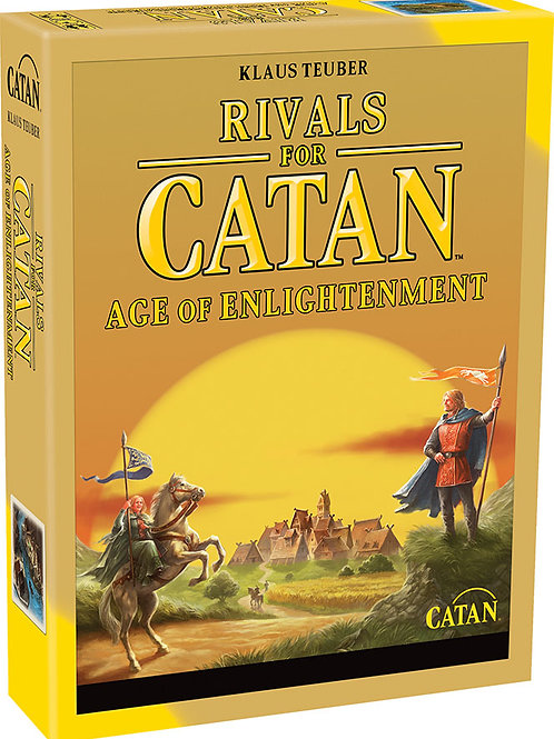 Catan: Rivals for Catan - Age of Enlightenment Expansion (Revised)