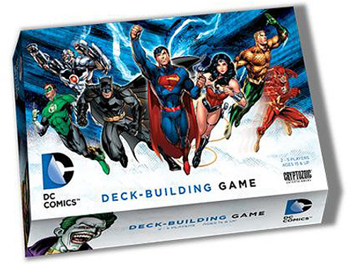 DC Deck-Building Game: Core Set