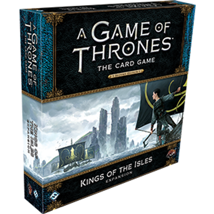 Game of Thrones 2nd Edition LCG: Kings of the Isles