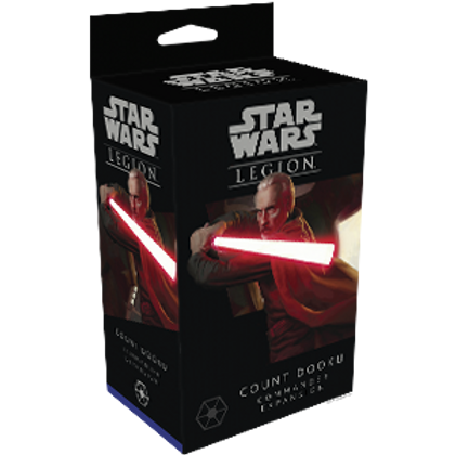 Star Wars Legion: Count Dooku Commander