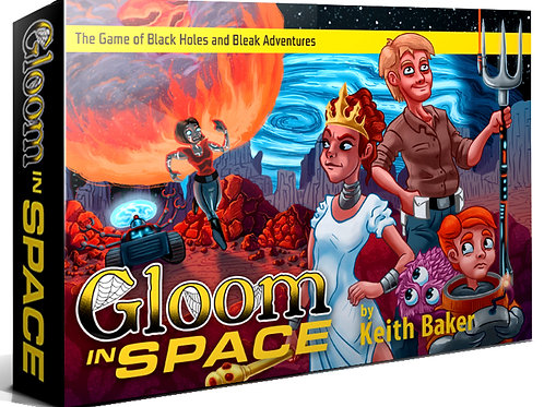 Gloom: In Space