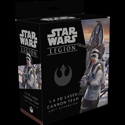 Star Wars Legion: 1.4 FD Laser Cannon Team Unit