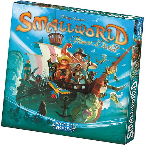 Small World River World Expansion