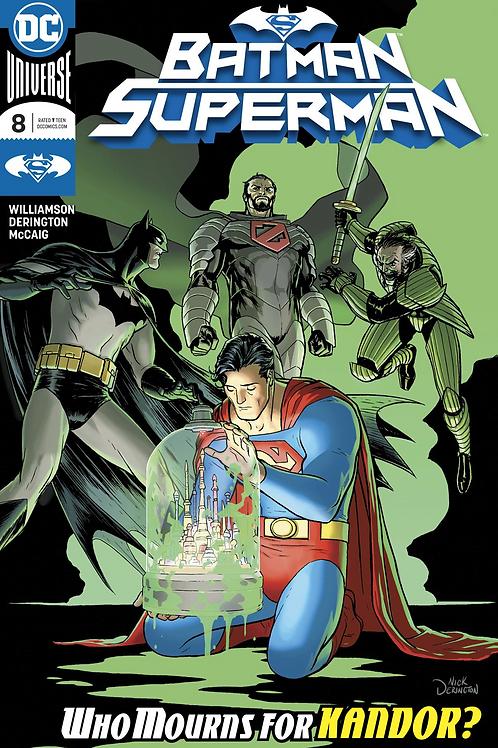 BATMAN SUPERMAN #8