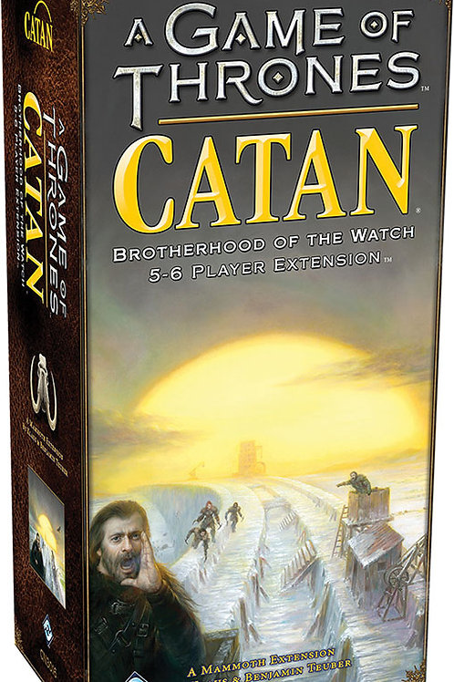 Catan: A Game of Thrones 5-6 Player Extension