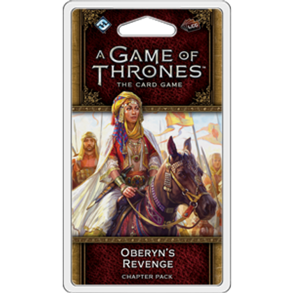 Game of Thrones 2nd Edition LCG: Oberyn's Revenge