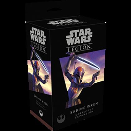 Star Wars Legion: Sabine Wren Operative