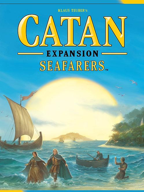 Catan: Seafarers Game Expansion