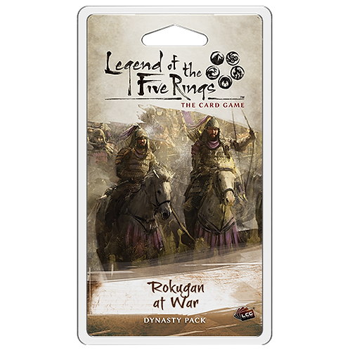 Legend of the Five Rings LCG: Rokugan at War