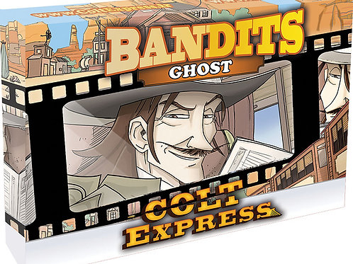 Colt Express: Bandit Pack - Ghost Expansion
