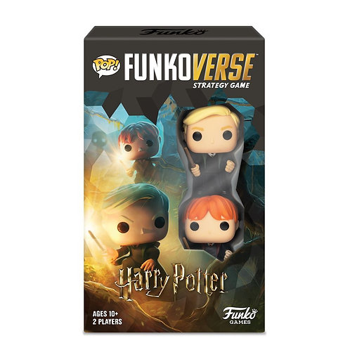 POP! Funkoverse Strategy Game Harry Potter101 Expandalone