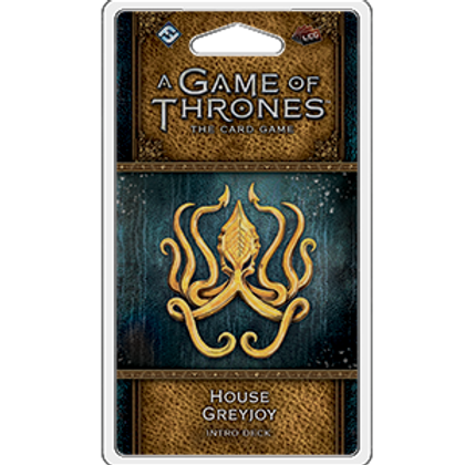 Game of Thrones 2nd Edition LCG: House Greyjoy Intro Deck