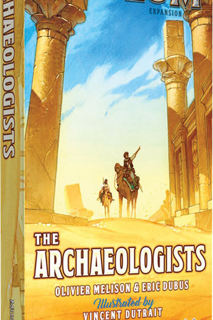 Museum: The Archeologist Expansion