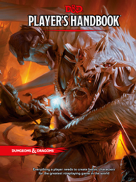 Dungeons and Dragons RPG: Players Handbook