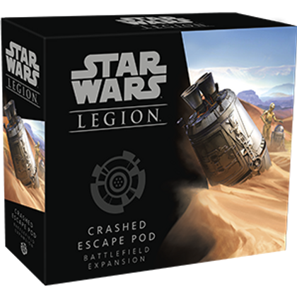 Star Wars Legion: Crashed Escape Pod Battlefield