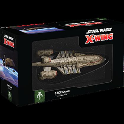 Star Wars X-Wing 2nd Edition C-ROC Cruiser