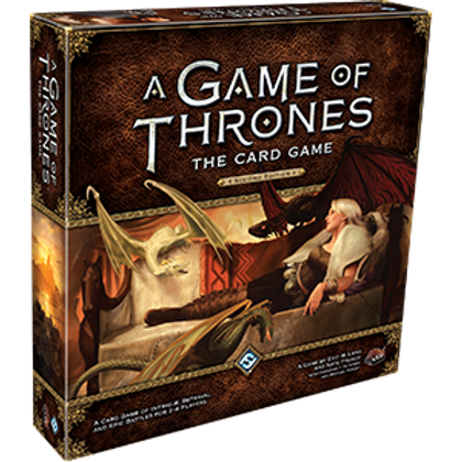Game of Thrones 2nd Edition LCG: Core Game