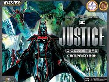 DC Dice Masters: Justice Campaign