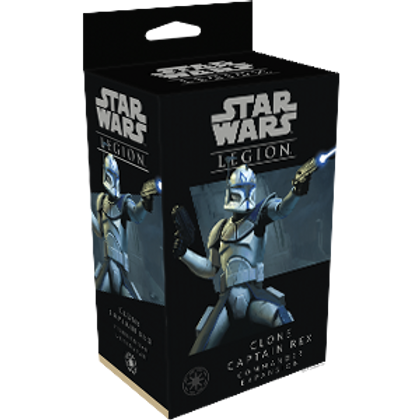 Star Wars Legion: Clone Captain Rex Commander