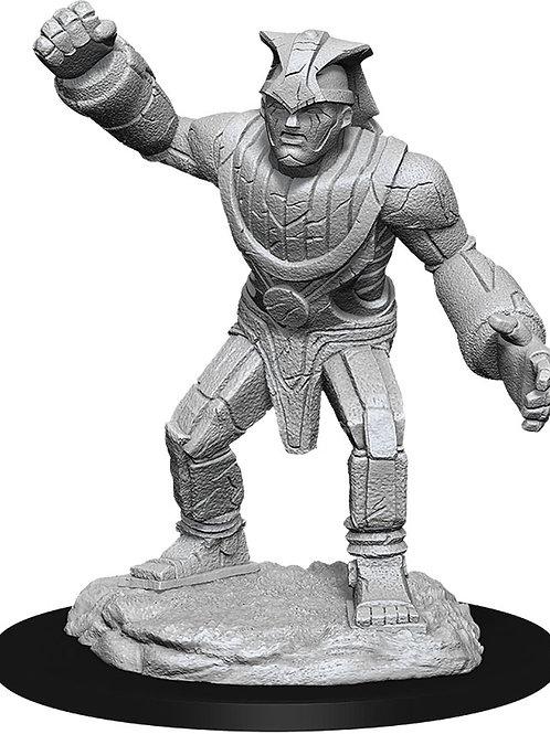 D&D  Unpainted Miniatures: W11 Stone Golem