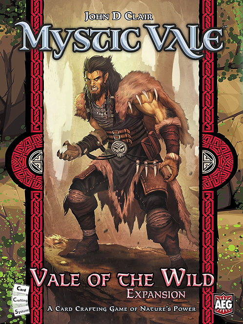 Mystic Vale: Vale of the Wild Expansion