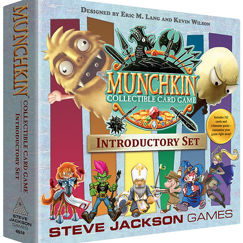 Munchkin CCG: Introductory Set