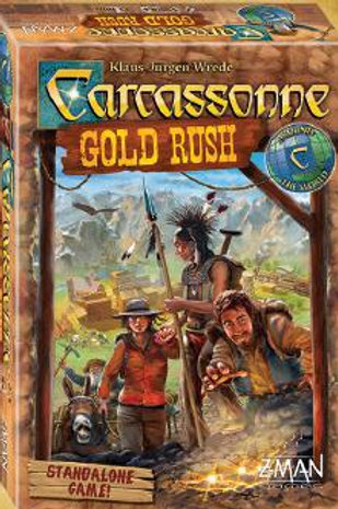 Carcassonne: Gold Rush (stand alone)