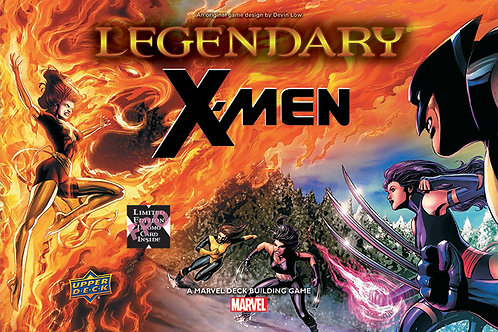 Legendary DBG: Marvel - X-Men Expansion