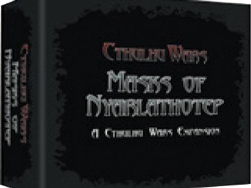 Cthulhu Wars Masks of Nyarlathotep