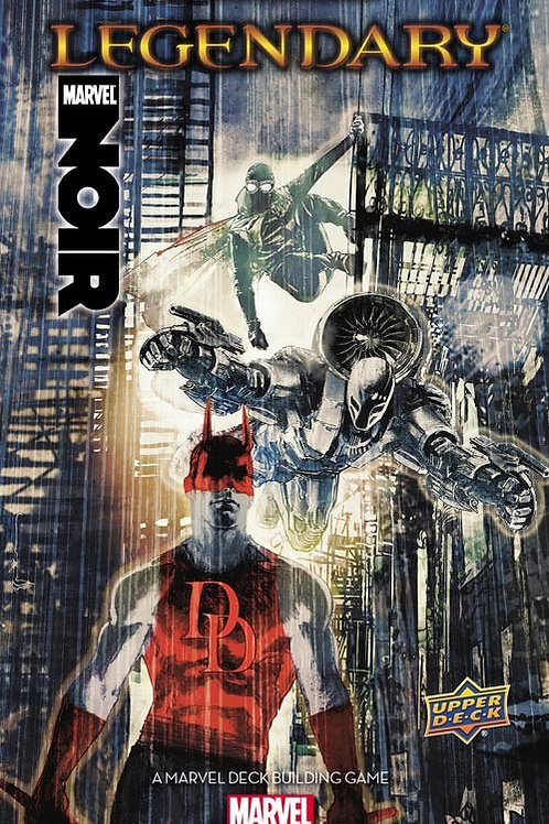 Legendary DBG: Marvel - Noir Expansion