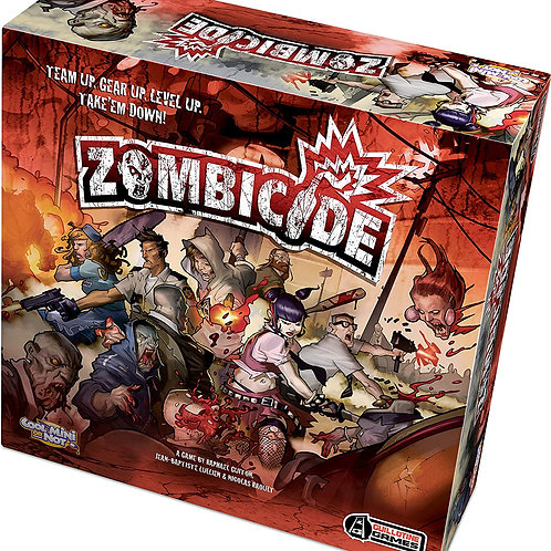 Zombicide: Base Game