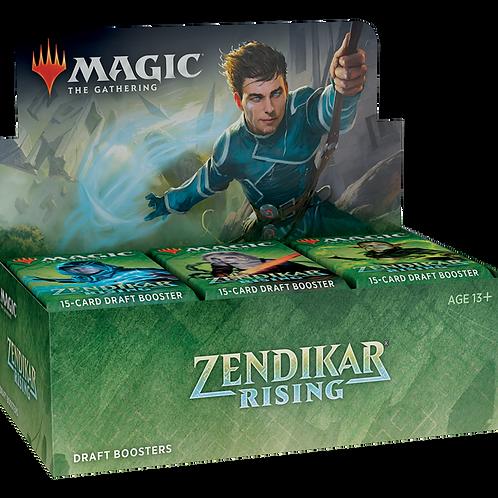 Zendikar Rising Draft Booster Box Pre-Order