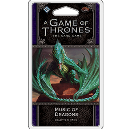 Game of Thrones 2nd Edition LCG: Music of Dragons