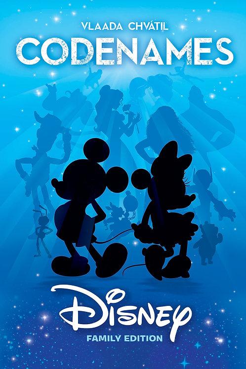Codenames Disney Family