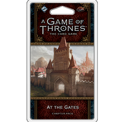 Game of Thrones 2nd Edition LCG: At The Gates