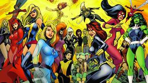 Celebrate Women in Comics