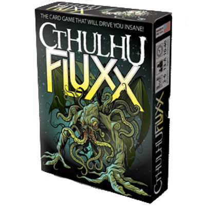 Cthulhu Fluxx: Deck