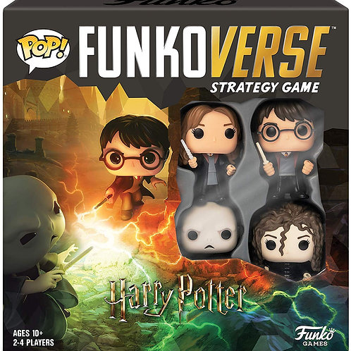 POP! Funkoverse Strategy Game Harry Potter 100 Base Set